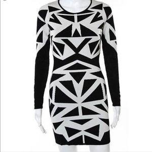 Parker Geometric Bodycon Dress